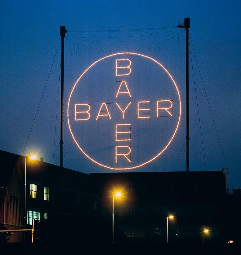 Biểu tượng tập đoàn Bayer, Đức