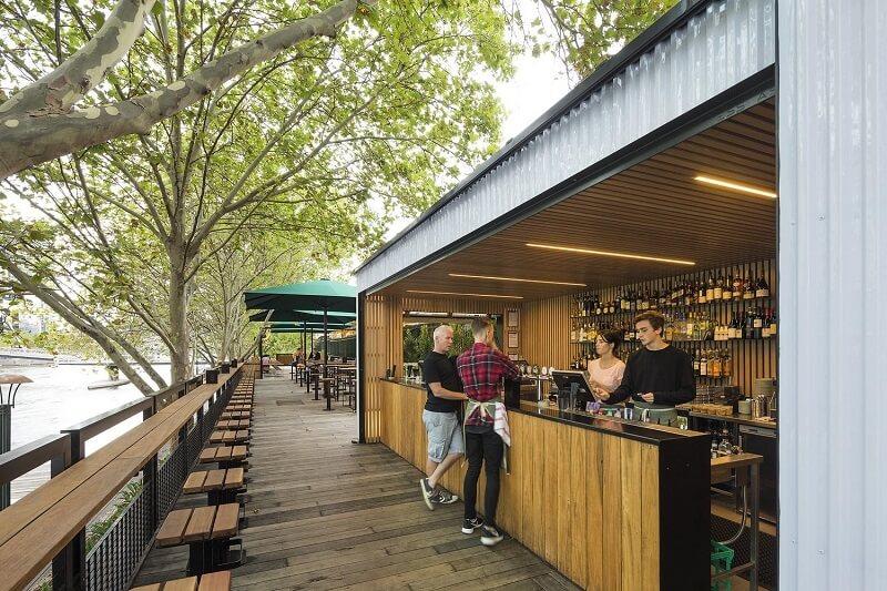 Arbory Bar & Eatery, Melbourne, Úc