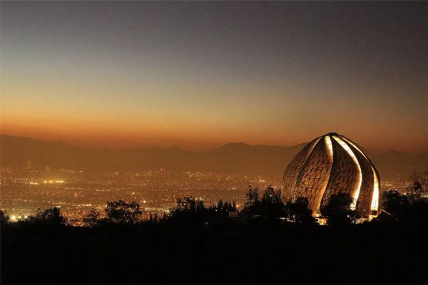 Đền Bahá'í ở Nam Mỹ