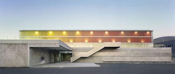 Trung tâm thể thao Arteixo - Tây Ban Nha