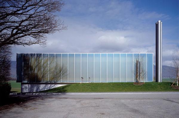 Nhà thi đấu thể thao kép - Thụy Sĩ