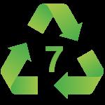 Mã nhận dạng nhựa số 7 - Polycarbonate