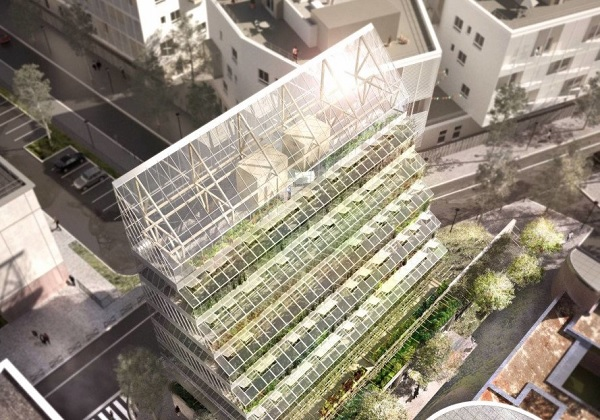 Mô hình kiến trúc nông nghiệp