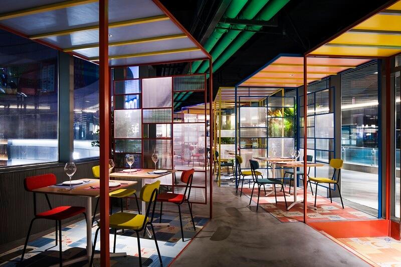 Nhà hàng Tapa Tapa, Thượng Hải