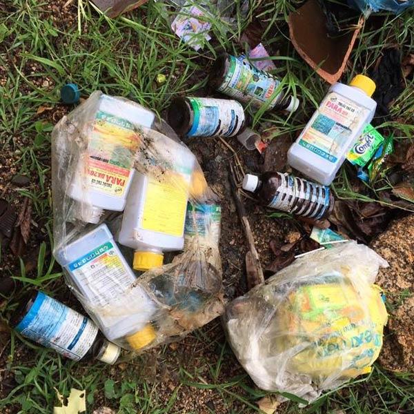 Rác thải nhựa trong ngành chăn nuôi thải ra môi trường