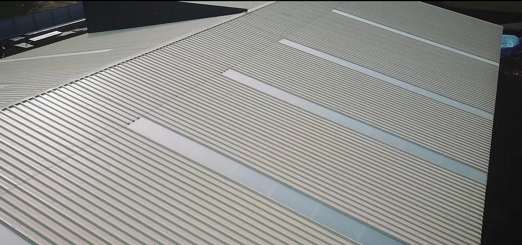 Ứng dụng của tấm lấy sáng phần mái