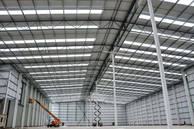 Tấm nhựa lấy sáng đưa đến giải pháp ánh sáng cho công trình