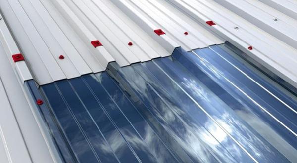 Tấm lợp thông minh chất lượng cao dạng lượn sóng thích hợp với các công trình lợp mái nhà xưởng, nhà thép tiền chế