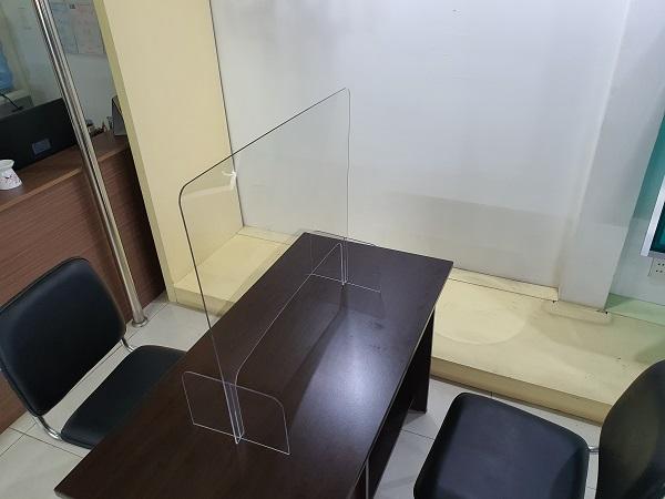 Vách ngăn cho văn phòng hiệu quả và an toàn