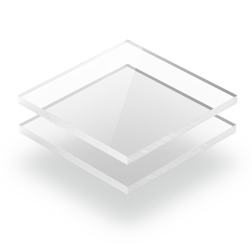 Tấm nhựa Polycarbonate trơn