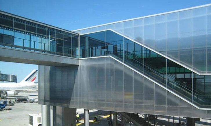 Khi vật liệu của kiến trúc tương lai gọi tên Polycarbonate