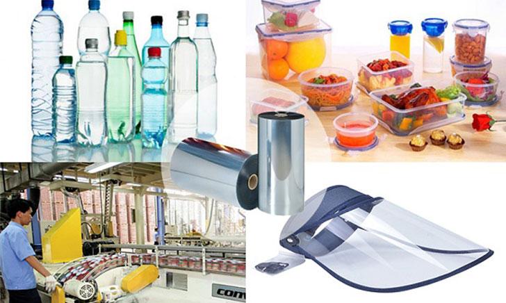 Các ứng dụng của nhựa trong đời sống sản xuất
