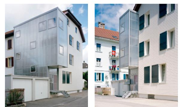 Khu dân cư TSN - Thụy Sĩ
