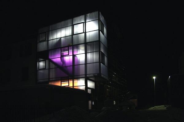 """Khu dân cư TSN - Thụy Sĩ """"tỏa sáng"""" vào ban đêm"""